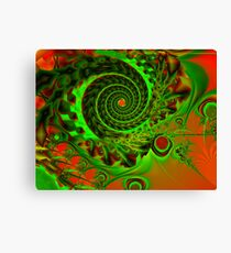 The Serpent's Portal Canvas Print