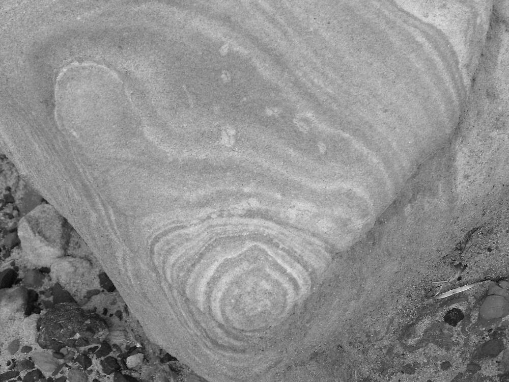 Spiral Rock by Ratfingers
