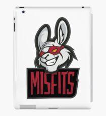 Misfits logo iPad Case/Skin