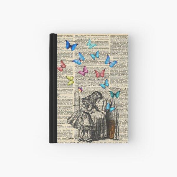 Alice im Wunderland - Lass das Abenteuer beginnen Notizbuch