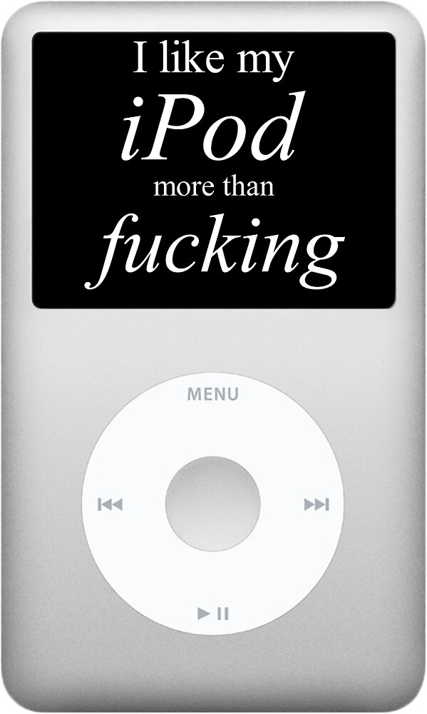 Death Grips iPod by LanzaManza