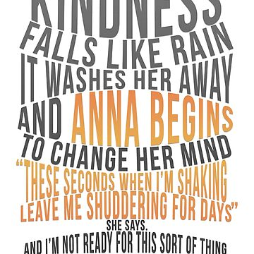 Anna Begins // Counting Crows by carano