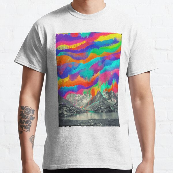 Skyfall, Melting Northern Lights Classic T-Shirt