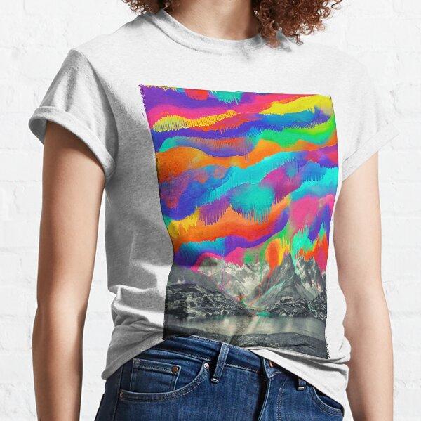 Skyfall, Melting Northern Lights Classic T-Shirt