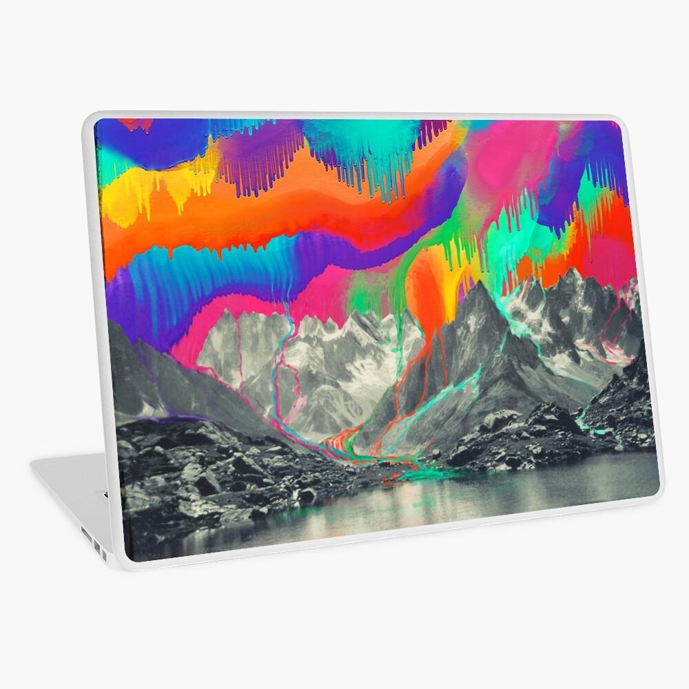 Skyfall, Melting Northern Lights Laptop Skin