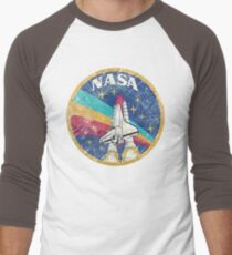 Nasa Vintage Colors V02 Men's Baseball ¾ T-Shirt