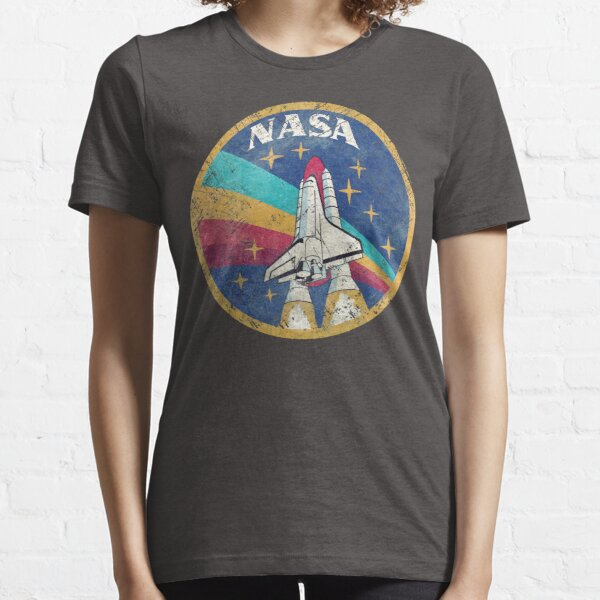 Nasa Vintage Colors V02 Essential T-Shirt