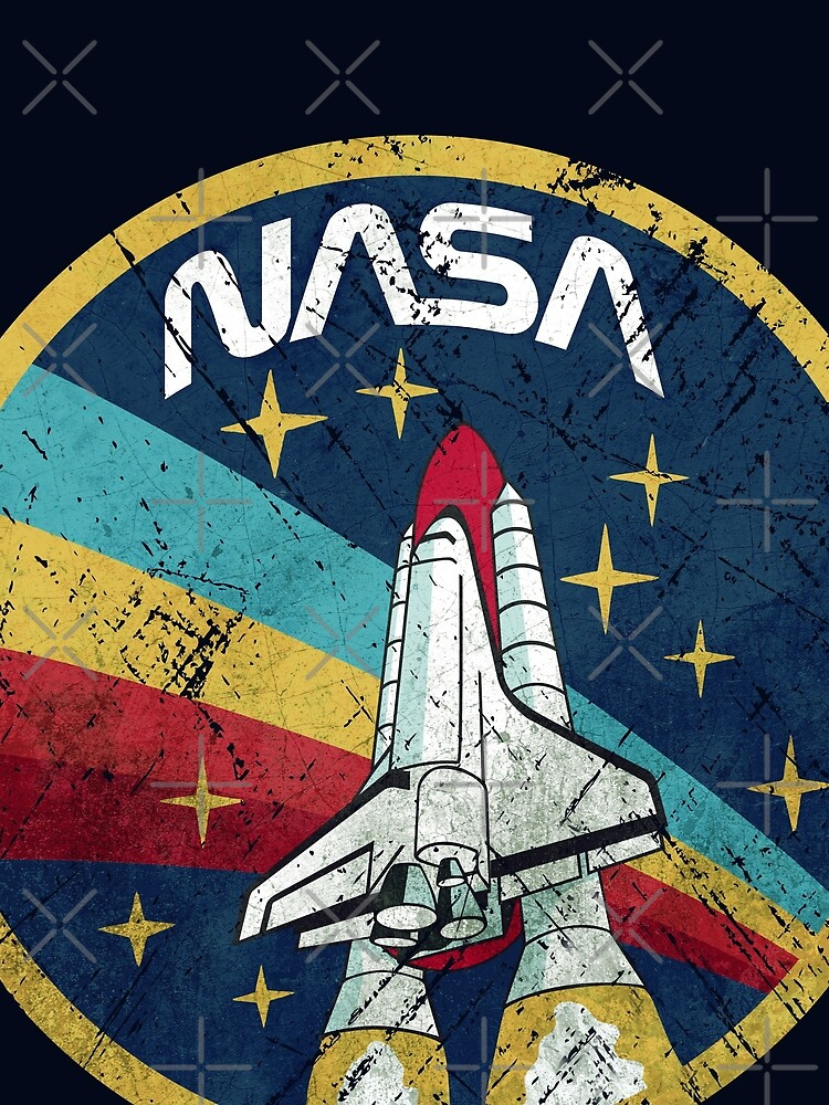 Nasa Vintage Colors V01 by Lidra