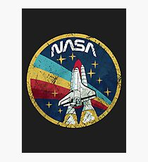 Nasa Vintage Colors V01 Photographic Print