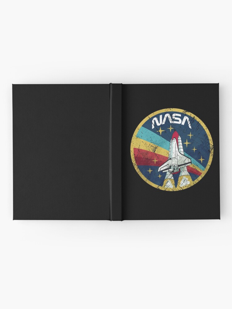 Alternate view of Nasa Vintage Colors V01 Hardcover Journal