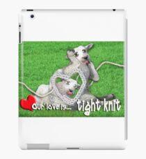Tight Knit Love iPad Case/Skin