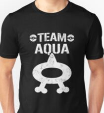 Team Aqua / Bullet Club Unisex T-Shirt