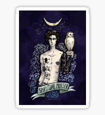 Ville Valo: Spiritual Murder Sticker