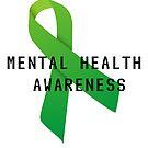 Mental Health Awareness by ngwoosh