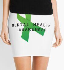 Mental Health Awareness Mini Skirt