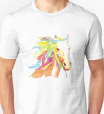 Horse Head Design  T-Shirt