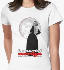 Immortal Marilyn Memorial Week 2017 with Logo T-Shirt