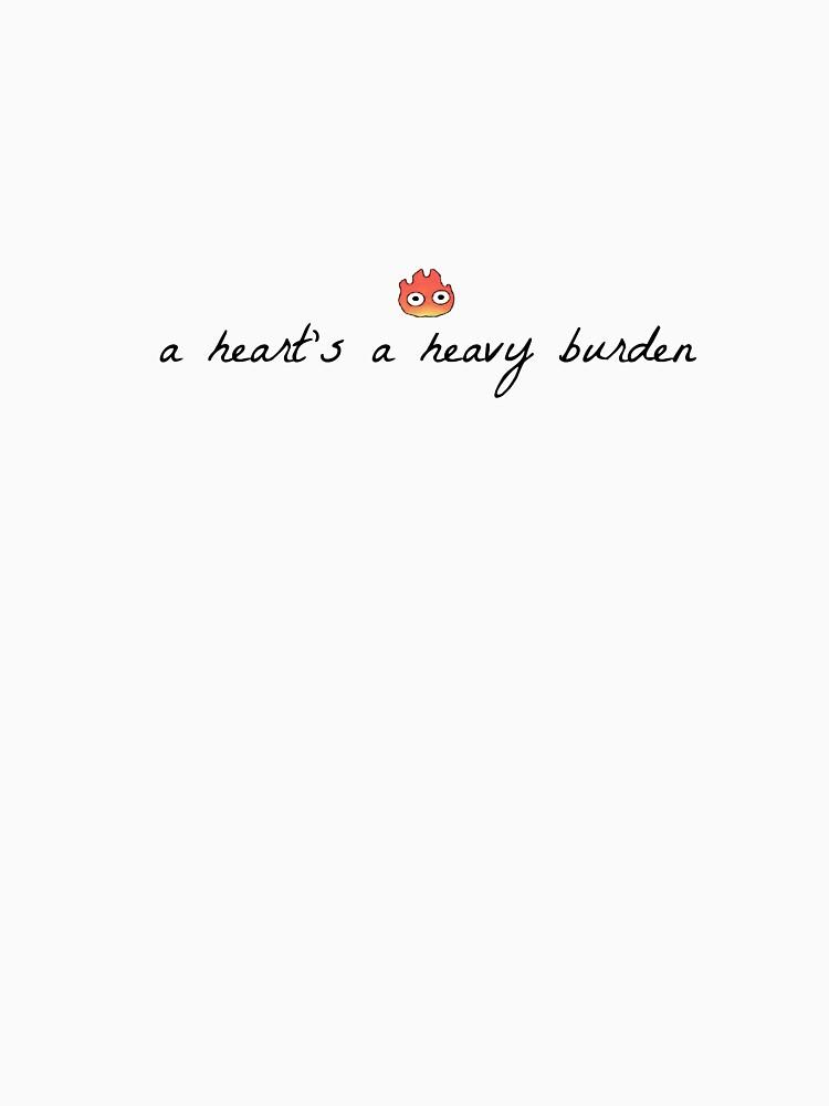 A Heart's A Heavy Burden (Muted) by sianbrierley