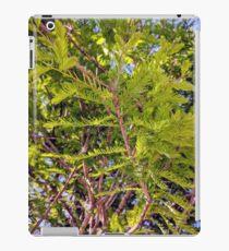 Under a tree iPad Case/Skin