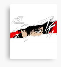Protagonist Critical Hit Canvas Print