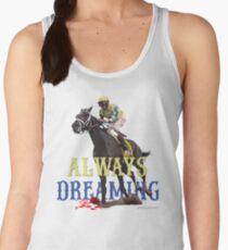 Always Dreaming: Kentucky Derby 2017 Women's Tank Top