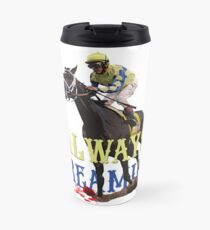 Always Dreaming: Kentucky Derby 2017 Travel Mug