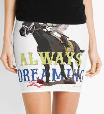 Always Dreaming: Kentucky Derby 2017 Mini Skirt
