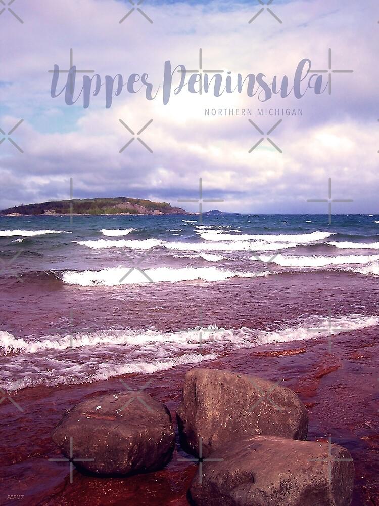 Upper Peninsula by perkinsdesigns