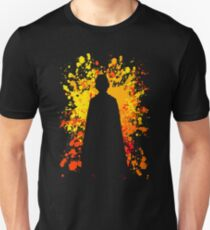 Hero Inspired Paint Splatter Anime Shirt Unisex T-Shirt