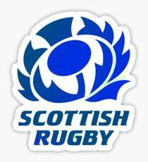 Scottish Rugby Sticker