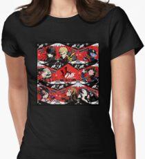 Phantom Thief Gang Womens Fitted T-Shirt
