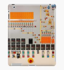 Factory control board iPad Case/Skin