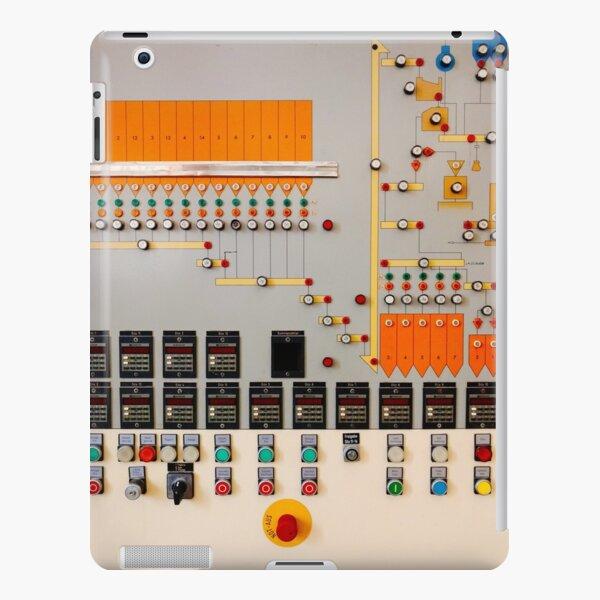 Factory control board iPad Snap Case