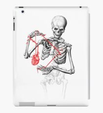 I need a heart to feel complete iPad Case/Skin