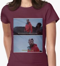 No Context Karl Pilkington - Volcanos  T-Shirt