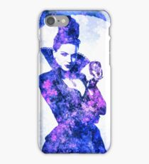 Once Upon A Time - Evil Queen (Lana Parrilla) iPhone Case/Skin