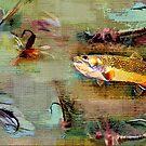 Gone Fishin' by Betsy  Seeton
