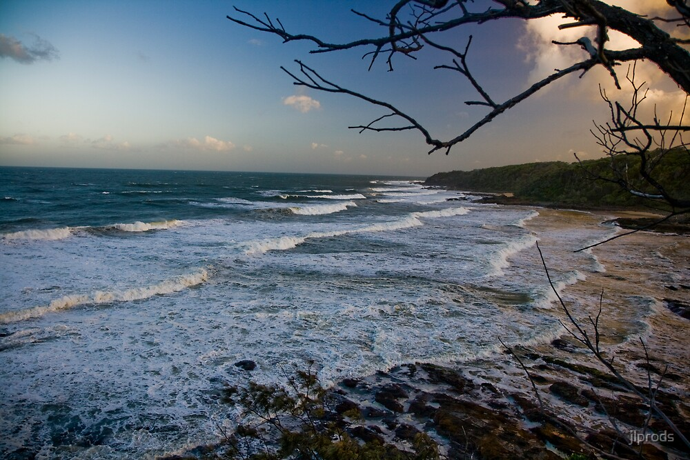 Stormy Seas by jlprods