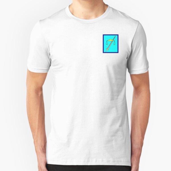 TempleOS  Slim Fit T-Shirt