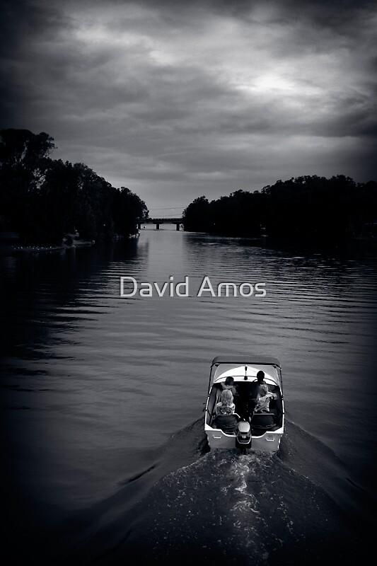 Budgewoi inlet by David Amos