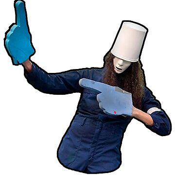 Buckethead Foam Fingers by Slendykins