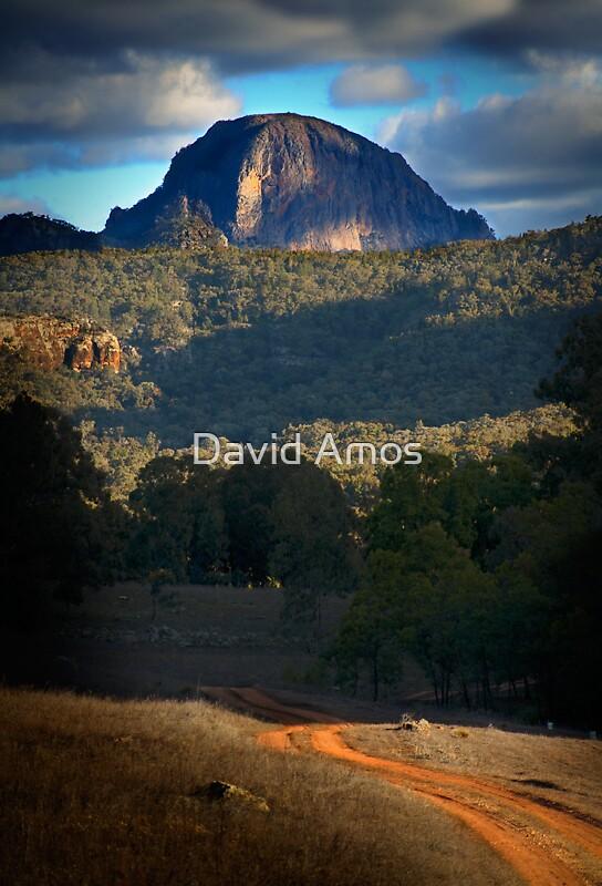 Bluff Mountain by David Amos