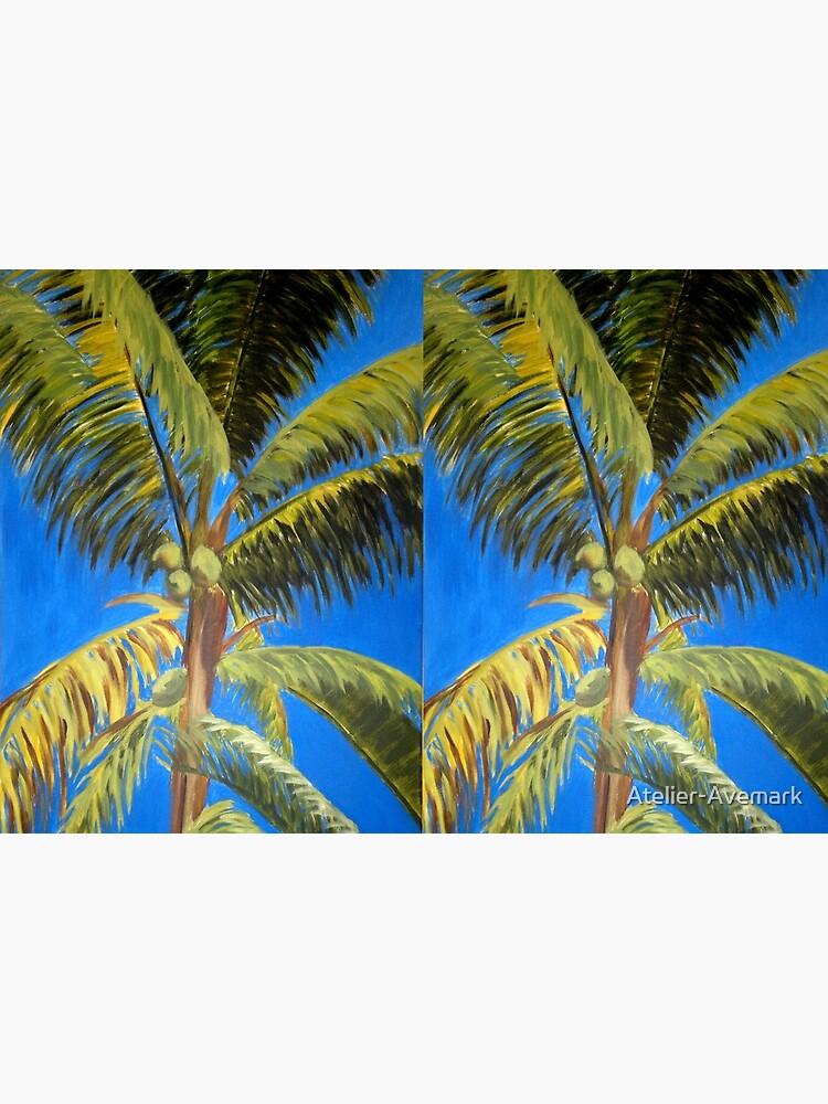 Palm tree by Atelier-Avemark