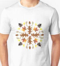 Tree Mandala 2 - Watercolor Unisex T-Shirt