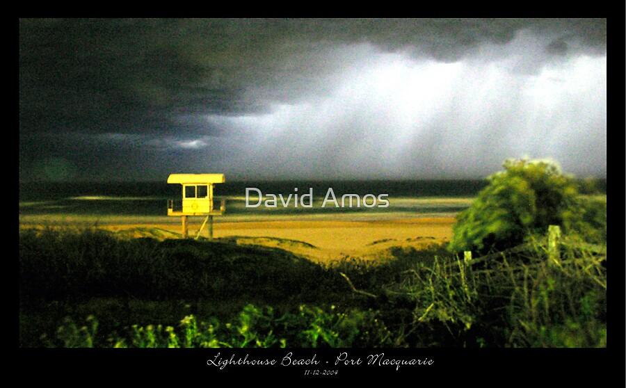 Lighthouse Beach. by David Amos