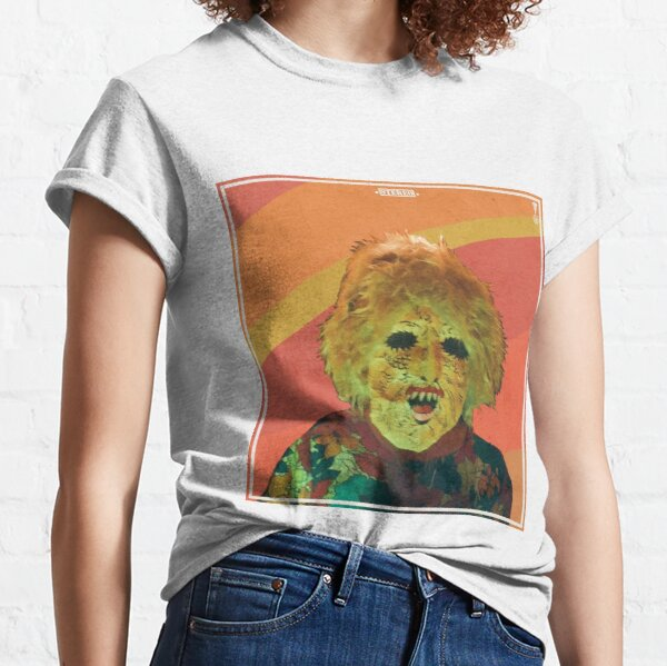Ty Segall Melted Album Classic T-Shirt