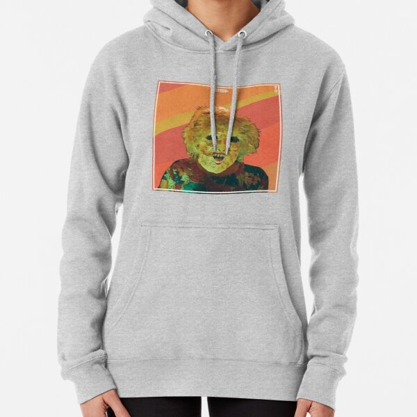 Ty Segall Melted Album Pullover Hoodie