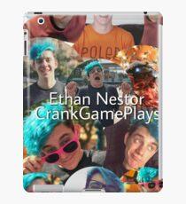 Ethan Collage iPad Case/Skin
