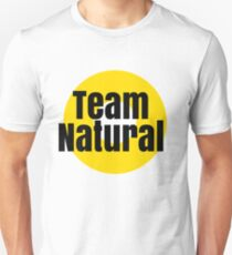 Team Natural Unisex T-Shirt