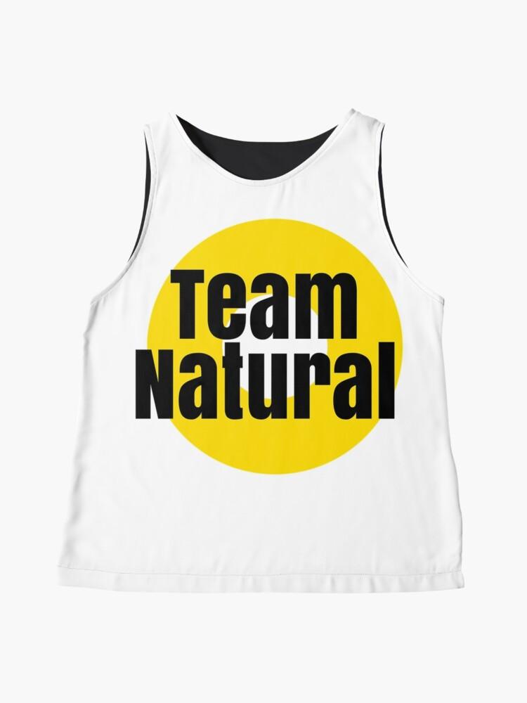 Alternate view of Team Natural Sleeveless Top